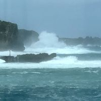2019年9月 台風の沖縄へ。。。ANAインターコンチネンタル万座リゾート泊 ③