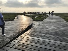 やっと来ました台湾。台中宮原眼科~彩紅眷村~高美湿地~饒河街観光夜市へ.VOL.2