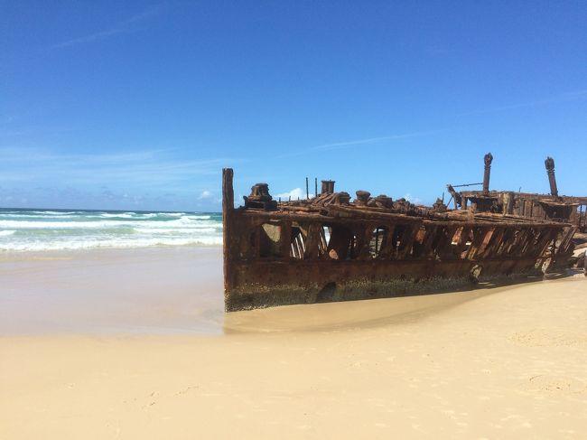 オーストラリア フレーザー島周辺地域の旅行記