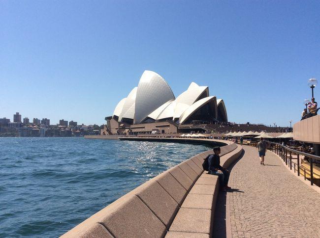 オーストラリア シドニー旅行記