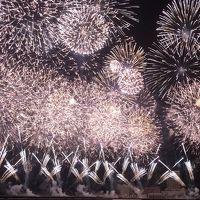 静岡・熱海の海上花火大会と温泉、熱海プリン2019�〜熱海海上花火大会〜