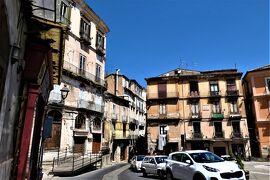 魅惑のシチリア×プーリア♪ Vol.596 ☆コゼンツァ:祝!イタリア美しき村登録!朝の美しいコゼンツァ旧市街へ♪