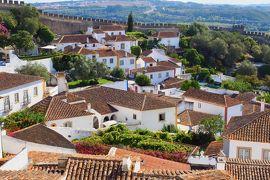 夏のポルトガル!南北縦断6泊8日!【3日目(その1)城壁に囲まれた中世の町 オビドス】