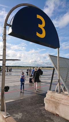 2019初夏スウェーデンおばさん一人旅、ストックホルムとゴットランド島⑧帰国へ