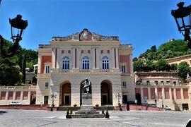 魅惑のシチリア×プーリア♪ Vol.601 ☆コゼンツァ旧市街:宮殿と劇場の美しい広場♪