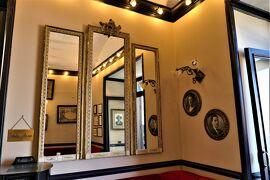 魅惑のシチリア×プーリア♪ Vol.605 ☆コゼンツァ旧市街:創業200年の老舗カフェ「Renzelli」優雅な雰囲気♪