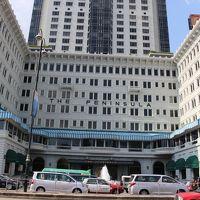 香港&台湾 ビジネスクラスの旅 ③ ハリウッドホテルと買い物