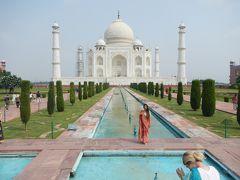 インドに呼ばれた?初めてインドはANAツアーで・・4日目いよいよタージマハル!@アグラ。
