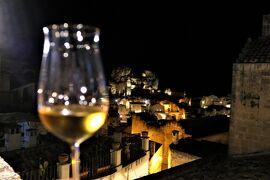 魅惑のシチリア×プーリア♪ Vol.615 ☆マテーラ:リストランテ「ディモーラ・ウルモ」まったりと食後酒♪