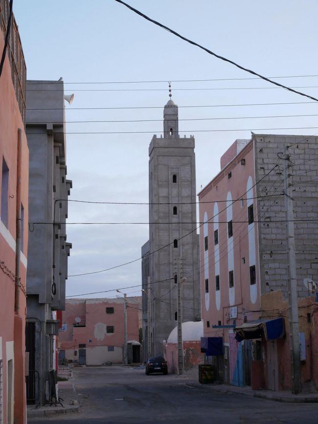 1週間北アフリカ周遊旅行*その5*西サハラ
