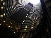南ア便り2〜Ponte City Stairs Challenge!ポンテタワー最上階まで階段で登ってみた