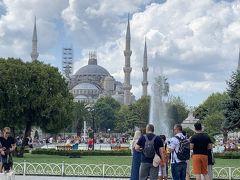 2019夏休み母子旅行 トルコ・ヨーロッパ周遊25日①(往路イスタンブール編)