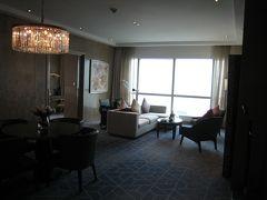 【支払金額を全部表示してみました】ハノイのホテル3軒ともアップグレードで2寝室へ①1日目インターコンチネンタルハノイランドマーク72前編
