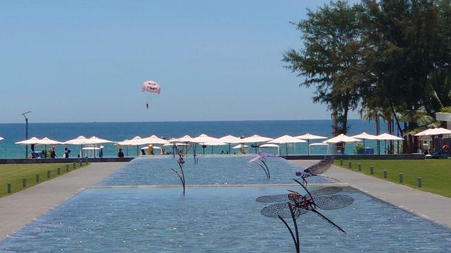安く、ゴージャスなホテルに泊まりたくて物価の安いベトナムを選びました。<br />ハワイの半分以下の予算で凄く満足度が高いので、凄くお勧めです