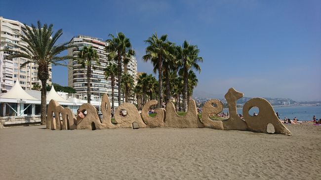Spain Andaluciaを巡る旅【Malaga編】