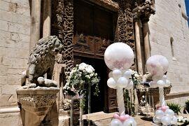 魅惑のシチリア×プーリア♪ Vol.627 ☆美しきアルタムラ大聖堂:煌めく夏の風景♪