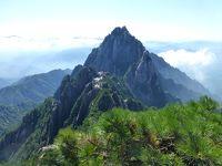 6日目:黄山の天都峰はやっぱり入山できません