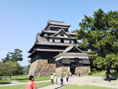 島根と鳥取お城巡り