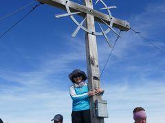 2019年ドイツ&オーストリアハイキングー5 HoherBurgstall登頂&SchllckerScharte&Seejohl近くまで
