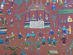 ルアンパバーンで一人旅~ぶらりバンコク~④