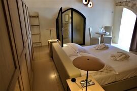 魅惑のシチリア×プーリア♪ Vol.632 ☆オストゥーニ:高級ホテル「ラ・ソッミタ」スイートルーム♪