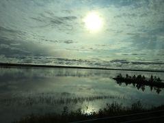 秋のフィンランド・オーロラの旅~3日目~ロバニエミ移動とサンタ村、オーロラチャンス3回目