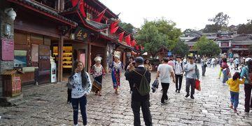 雲南省 麗江古城に5泊し(3) 香格里拉(シャングリラ)にたどり着けず!(2019.9.17~22)