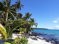 サモアの島で常夏休暇!ウポル島&サバイイ島(1)