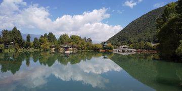 麗江の旅行記