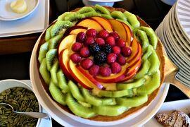 魅惑のシチリア×プーリア♪ Vol.640 ☆オストゥーニ:高級ホテル「ラ・ソッミタ」 素敵な朝食♪