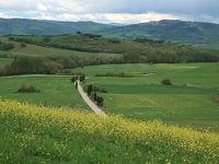 春のイタリア旅行2019-4 オルチャ渓谷 その1