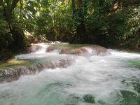 ジャマイカ ウエストモアランド再び(Mayfield Falls, Westmoreland, Jamaica)