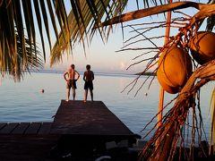 サモアの島で常夏休暇!ウポル島&サバイイ島(2)