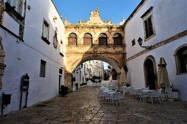 魅惑のシチリア×プーリア♪ Vol.659 ☆オストゥーニ旧市街の朝散歩:朝の清々しいオストゥーニ大聖堂♪
