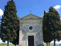 春のイタリア旅行2019-7 ピエンツァからサンクイーリコドルチャ