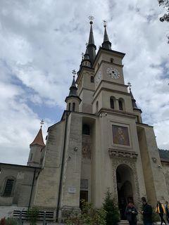 2019GW ブルガリア・ルーマニア その14 中世の町並みの残るブラショフぶらぶら歩き