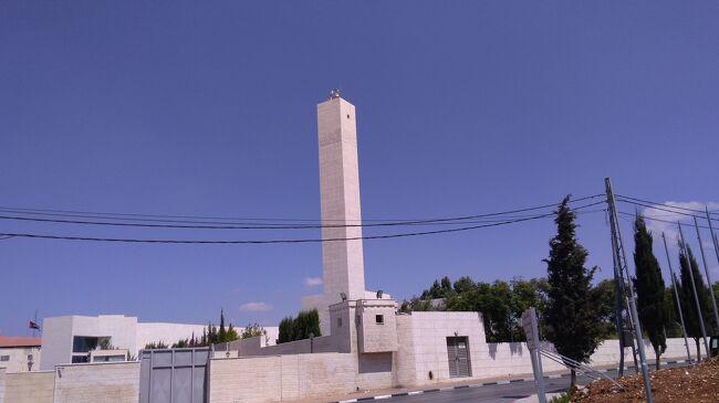 ラーマッラー(ヤーセル・アラファト廟)&エルサレム(嘆きの壁)