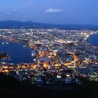 函館_Hakodate 夜景に海鮮に和洋折衷文化!北海道の玄関口として栄えた港湾都市