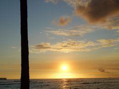 一人旅・2回目のハワイです。