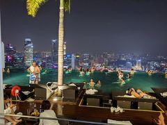 初シンガポールはマリーナベイサンズに泊まりたい!2019 出発〜1日目