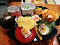 古都奈良 秋の本懐石料理 松茸土瓶蒸しと八寸を楽しむ