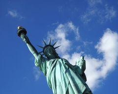 ニューヨーク/女一人旅5泊7日/5日目(自由の女神~ブルックリン探索)