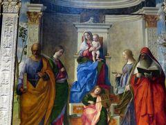 2019年 イタリア・フレスコの旅 ヴェネチアの美術館と教会、そしてスクオーラ
