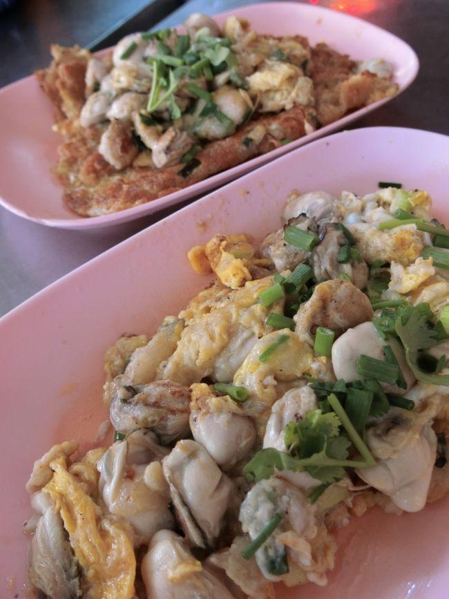 2019年 8月 ヤワラートの超穴場!絶品牡蠣オムレツが食べられるデーンラチャホイトート