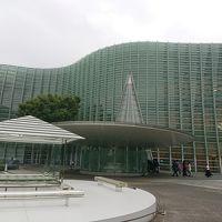 国立新美術館へ行ってきました。