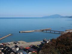 日本海を眺めに新潟へ<後編>にいがた景勝百選1位☆出雲崎『妻入りの街並み』&『海へと続く橋』