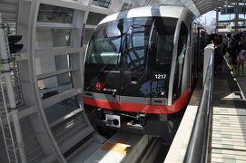 2019年10月日帰り弾丸沖縄鉄道旅行3(沖縄都市モノレール)