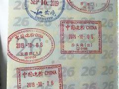 香港深圳ボーダー日本パスポートもってしても入れない中英街、イミグレスタンプラリーしてたら最後は大変な目に・・編