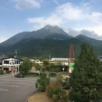 由布岳にこんにちは!ゆっくり温泉旅1日目