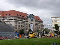 ベルリン day4-1  雨に降られ、ベルリンフィルにフラれ。